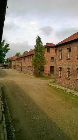 Krakow Shuttle -  Tours: Auschwitz grounds