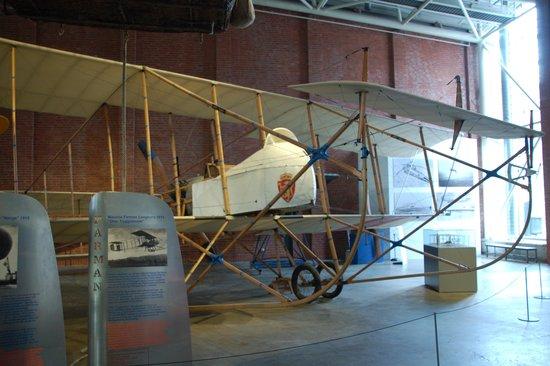 Norwegian Museum of Technology: aereo
