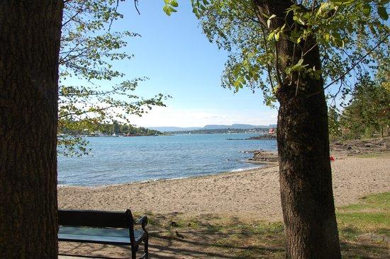 Hovedoya: spiaggia