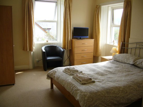 Kirtlebridge, UK: Double room with ensuite
