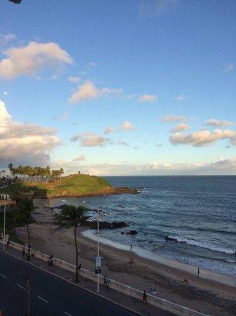 Monte Pascoal Praia Hotel Salvador: Vista do Apartamento