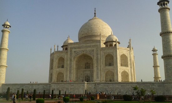 The Grand Imperial, Agra: Le Taj Mahal
