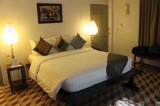 Bambu Battambang Hotel: Habitacion