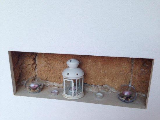 chambre alcove deco terasse exterieure - Picture of B&B Mondello ...