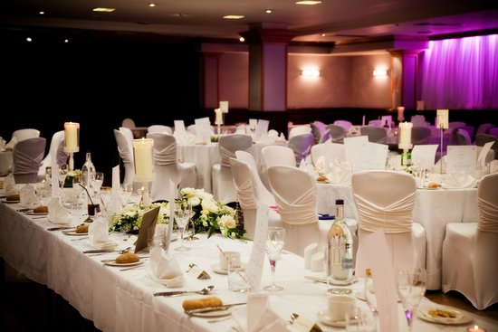 The Glynhill Hotel & Leisure Club: Barony Suite