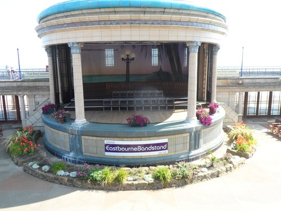 Eastbourne Bandstand: Band Stand