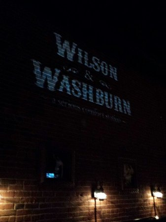 Wilson and Washburn
