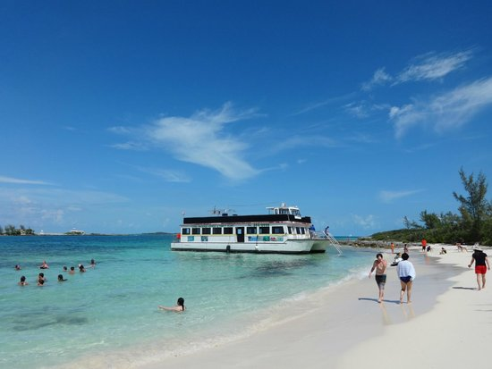 Total Package Watersports Cruise: Private Island for water sports and swimming