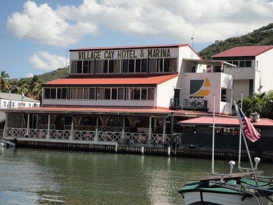 Village Cay BVI Hotel: Hotel Cay Cakes