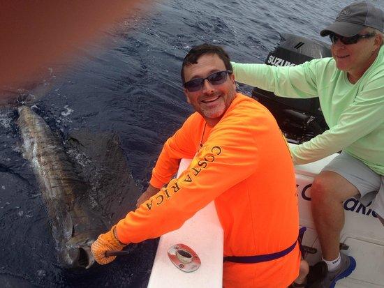 Costa Rica Dreams Sportfishing: Good times!