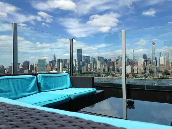 Z NYC Hotel : Morning coffee view
