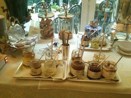Hotel Victoria : un dettaglio del meraviglioso buffet colazione