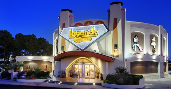 Restaurants Near Legends Myrtle Beach