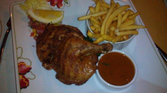Sarova Panafric: chicken