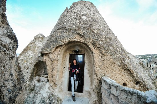 Kelebek Special Cave Hotel: the fairy chimney room