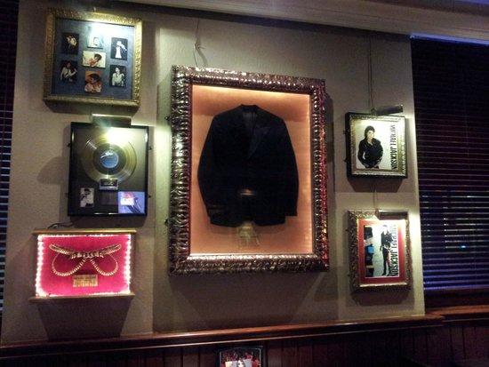 Hard Rock Cafe Malta: King of Pop