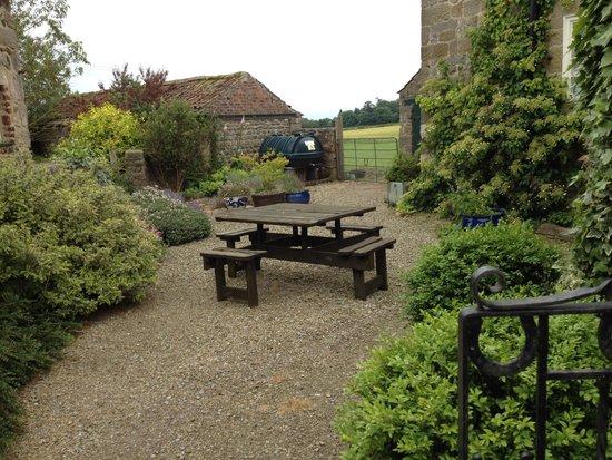Mallard Grange: Quite area to relax