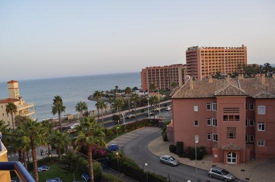 Hotel Apartamentos Vistamar: view from the flat