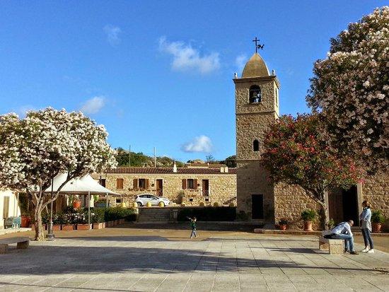 La piazza di San Pantaleo