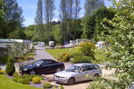Mill House Caravan Park: Small & Friendly