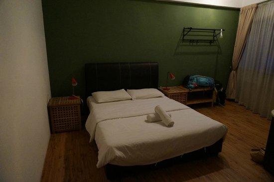Orange Pekoe Guesthouse : Chambre double de luxe