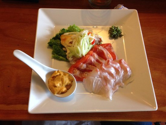 Sushi Goma: Perfect.