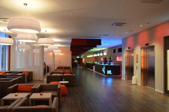 motel l stockholm check in