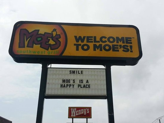Moe's Southwest Grill: Moes
