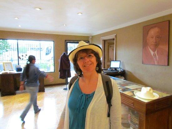 Kdorfzaun Panama Hat Factory