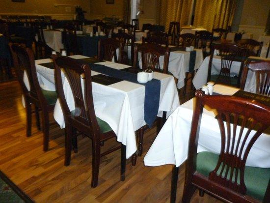 The New Ocean Hotel: Dining Room