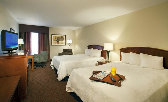 Hampton Inn Potomac Mills/Woodbridge : Queen Room