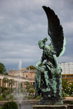 Potsdamer Gärten: Orangery Palace