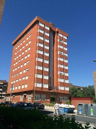 Silken Torre Garden : Hotel