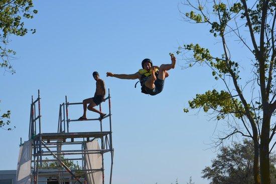 Blob Jump Cap d'Agde