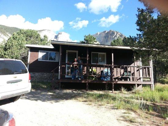 Deer Valley Ranch : Our cabin at Deer Valley