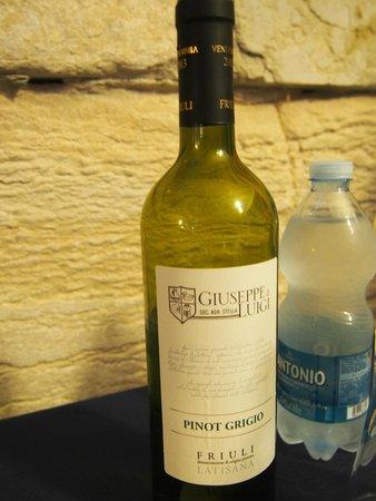 Artblu Caffe : ワイン