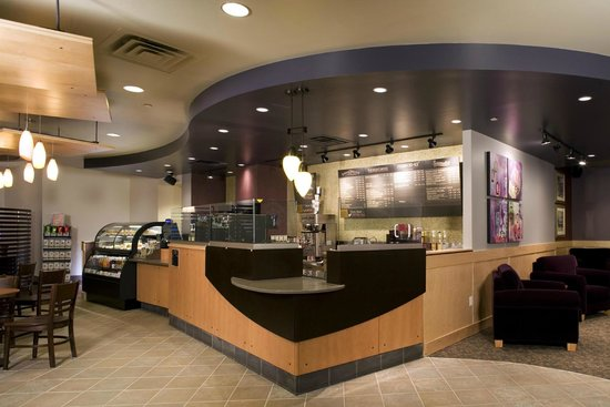 Hilton Meadowlands : On-site Starbucks