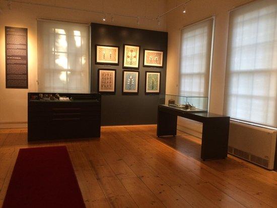 Divan Literature Museum (Divan Edebiyati Muzesi): Inside the museum