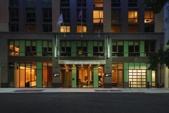 홈우드 스위트 바이 힐튼 뉴욕 미드타운 맨해튼/타임스 스퀘어