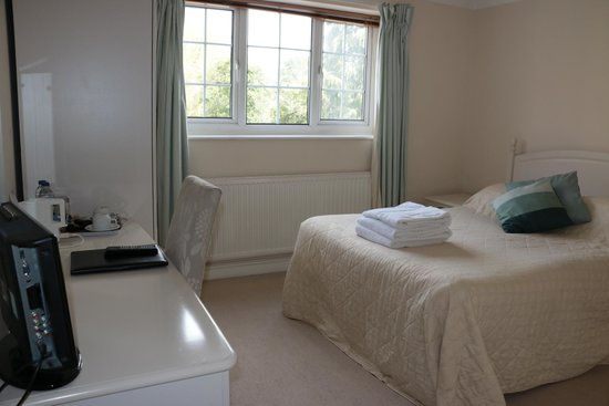 Haigs Hotel: standard double room
