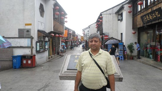 SAT China - Day Tours: Santang Street