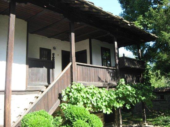 Pravets, บัลแกเรีย: къща на Тодор Живков в г. Правец