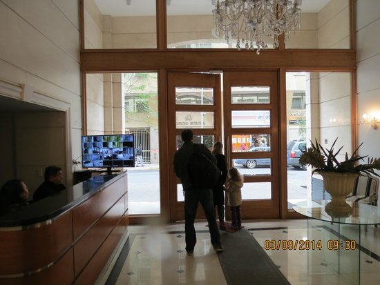 Plaza Paris Amistar: Lobby