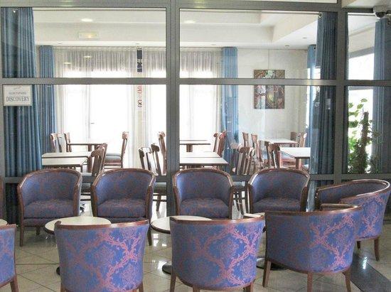 Hotel Ariane : HALL