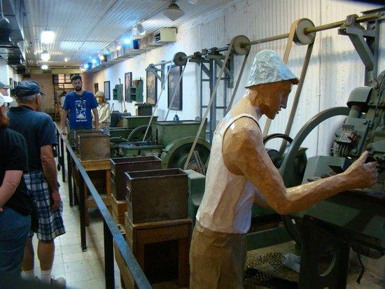 Ayalon Institute Museum: Undergraound