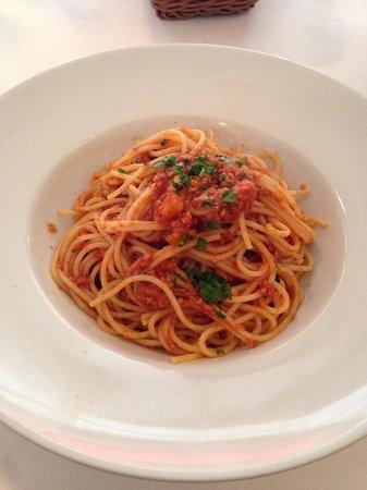 Nabucco: spaghetti bolognaise