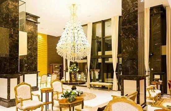 Best Western Premier Majestic: Lobby