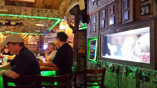 Flanigan's Seafood Bar and Grill: reastaurante