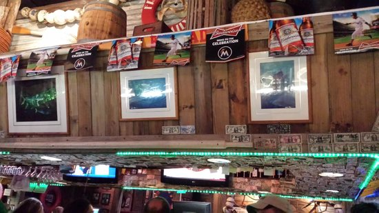 Flanigan's Seafood Bar and Grill: restaurante