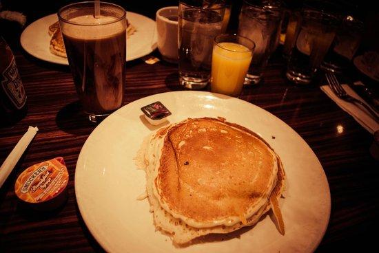 Manhattan Diner: Pancakes